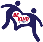 Be Kind 2 People Logo